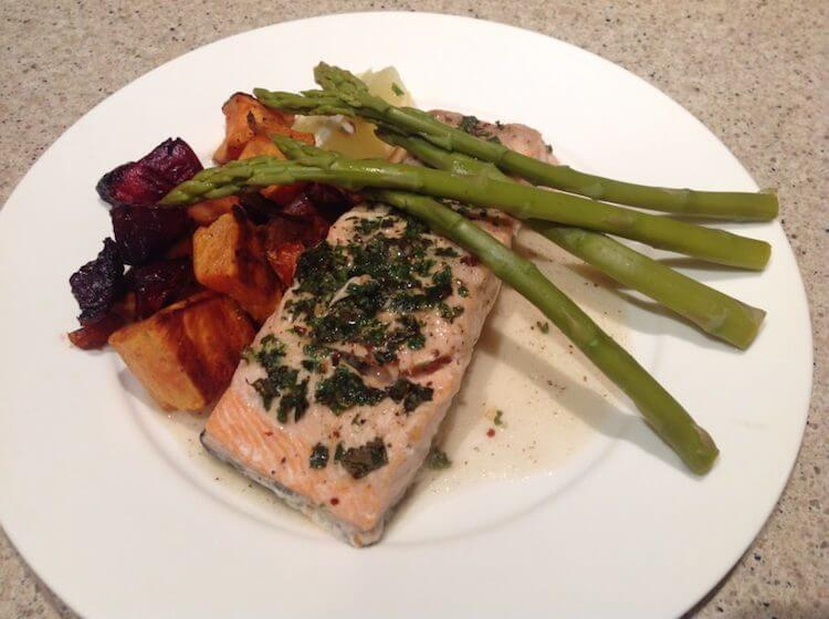 Picture of Baked Salmon | Thyroid Nutrition Educators