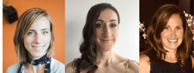 Heidi, Jeanette & Kelly, Founders of Thyroid Nutrition Educators | Thyroid Nutrition Educators