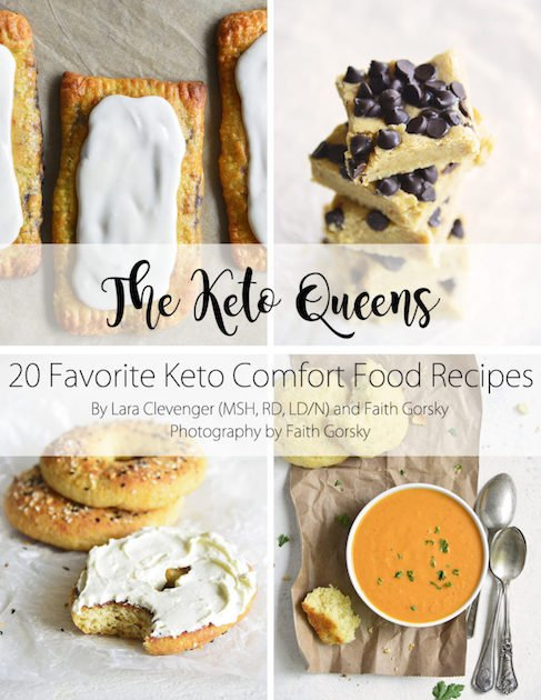 Keto Queens 20 Favorite Comfort Food Recipes eCookbook | Thyroid Nutrition Educators