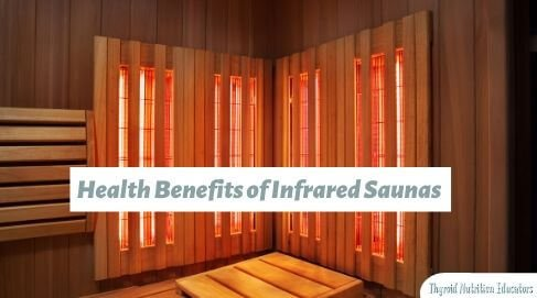 Infrared Portable Sauna for Health Benefits at Home | Thyroid Nutrition Eduators