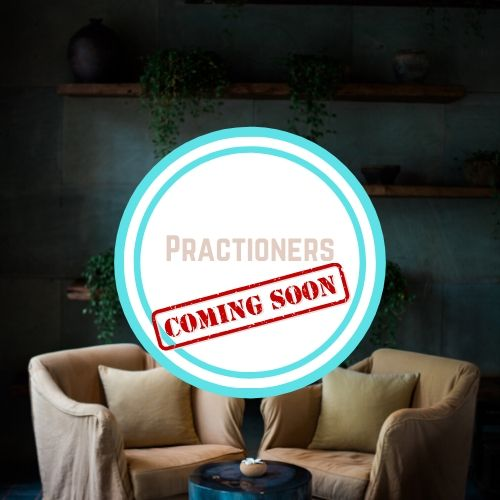 """Thyroid Educational Resources Words """"Practitioners Coming Soon"""" 